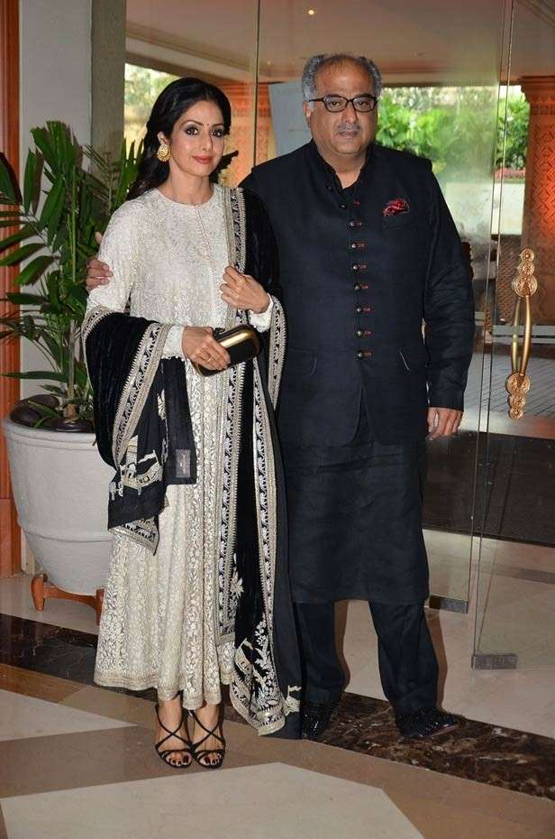 """It was recently reported that Boney Kapoor will be remaking Mr. India with a contemporary twist. Mr. India starred Anil Kapoor and Boney Kapoor's wife, late Sridevi in the lead roles and was a massive hit in its time. Now the ace producer has come out and spoken about how it was back then to shoot with Sridevi. Talking about it during a recent interview, he revealed, """"The most special memory is, of course, meeting my wife Sridevi for the first time for the film and the first day of shooting with her."""" He added,"""