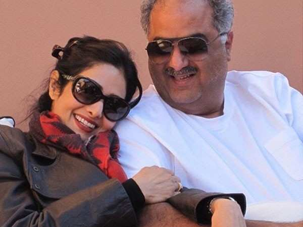 """It is my ode to Sridevi."" – Boney Kapoor on Mr. India's remake"