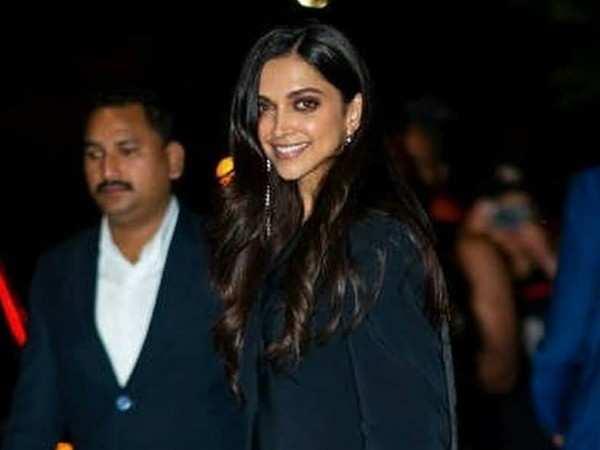 Fresh pictures of Deepika Padukone straight from New York