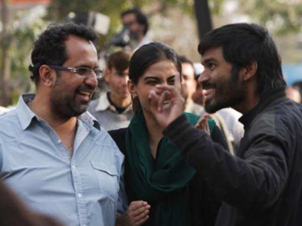 Aanand L Rai to collaborate with Dhanush again