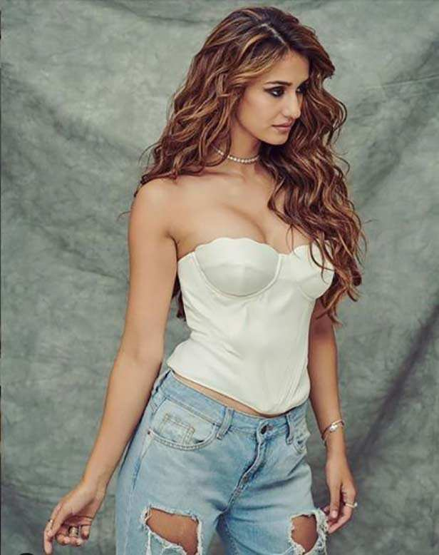 Happy Birthday Disha Patani - The national crush of India; see pics