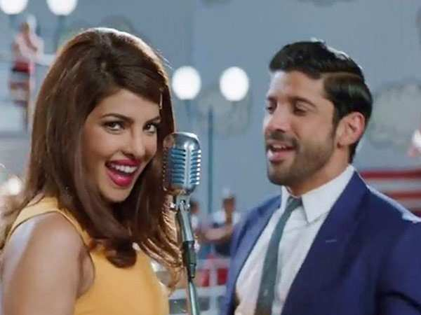 Farhan Akhtar reveals what it was like working with Priyanka Chopra in The Sky Is Pink