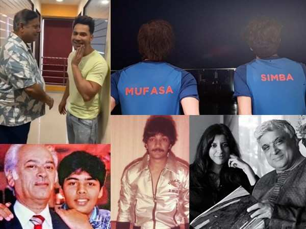 Happy Father's Day: B-town stars wish their dads in a special way
