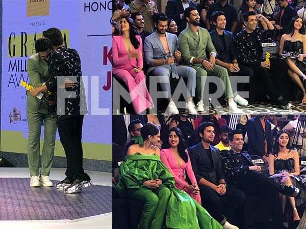 All the inside pictures from GMA 2019