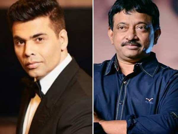 Karan Johar thanks Ram Gopal Varma for this special reason