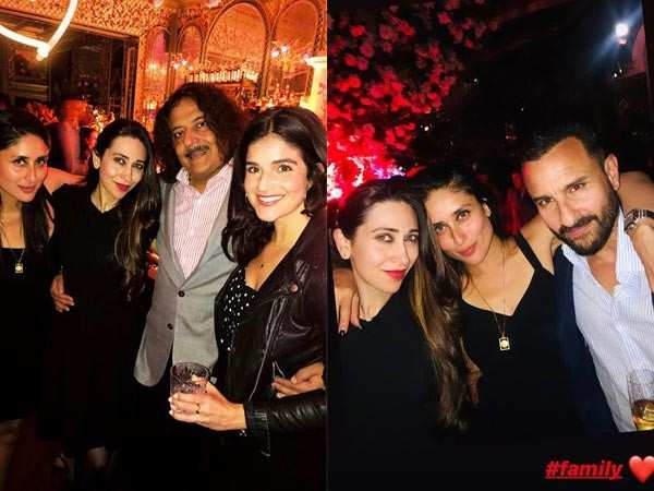 Pictures of Kareena Kapoor Khan having a gala time in London