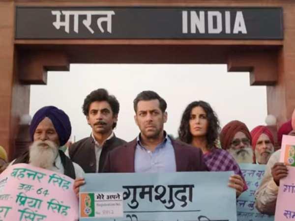 Salman Khan – Katrina Kaif's Bharat leaked online