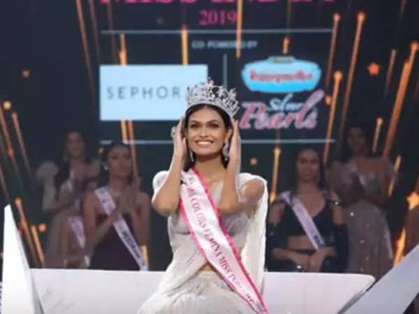10 pictures of newly crowned Miss India 2019 Suman Rao that you cannot miss