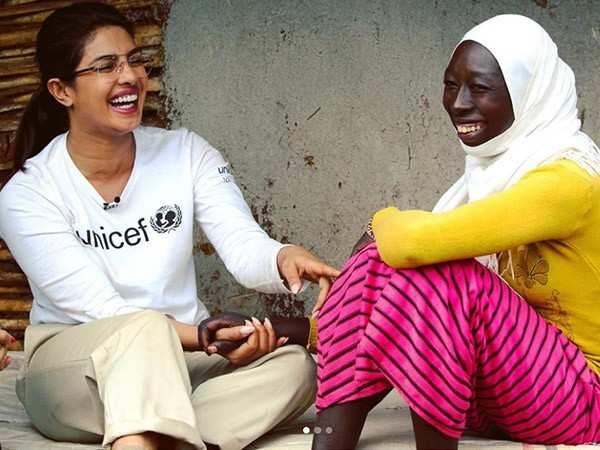 Priyanka Chopra has a special message on World Refugee Day