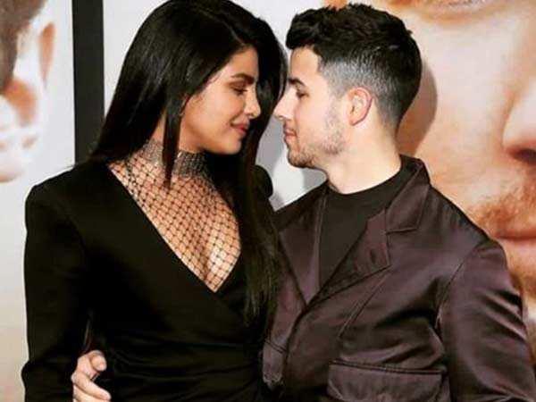Priyanka Chopra and Nick Jonas look smokin' hot at the premiere of Chasing Happiness