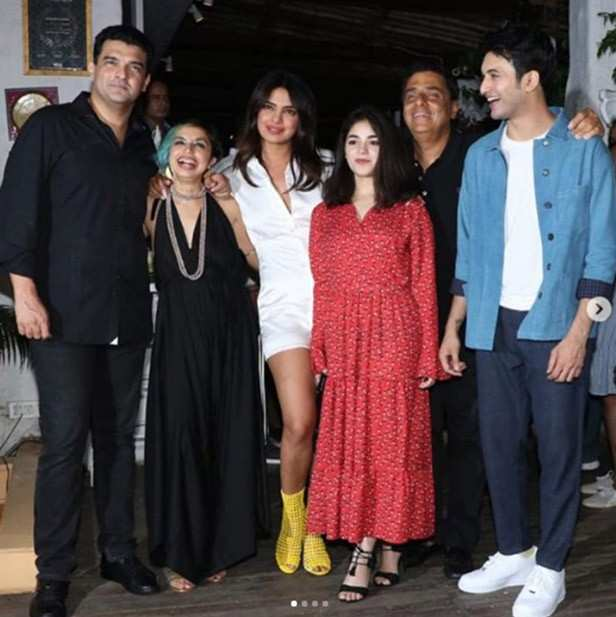 Priyanka Chopra Story