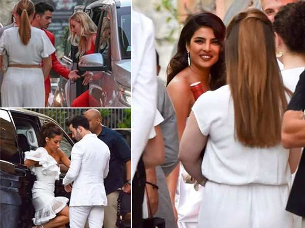 All the celeb pics you need to see from Sophie Turner and Joe Jonas' pre-wedding celebrations