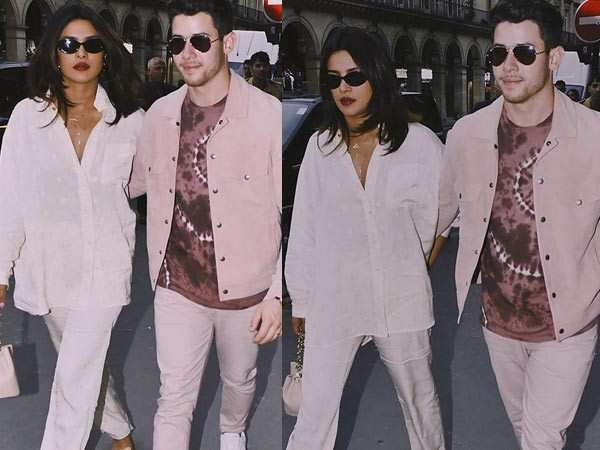 Priyanka Chopra and Nick Jonas' latest pictures are truly fabulous
