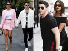 Priyanka Chopra and Nick Jonas flaunt ritzy outfits in Paris