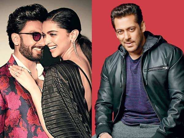 Ranveer Singh and Deepika Padukone to appear on Salman Khan's dance reality show