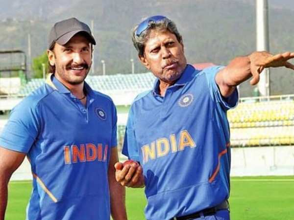Ranveer Singh to recereate Kapil Dev's legendary knock in '83