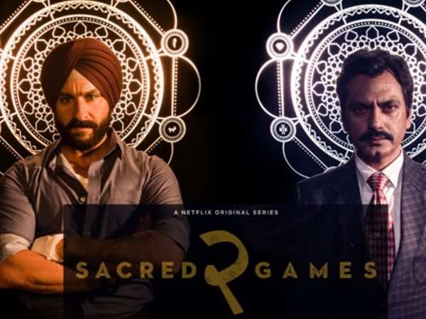 Saif Ali Khan's Sacred Games 2 to release in August?