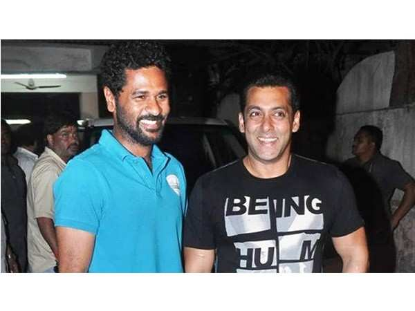 Prabhu Deva talks about working with Salman Khan after a decade