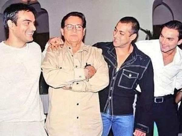 Salman Khan's father's day wish for dad Salim Khan is adorable