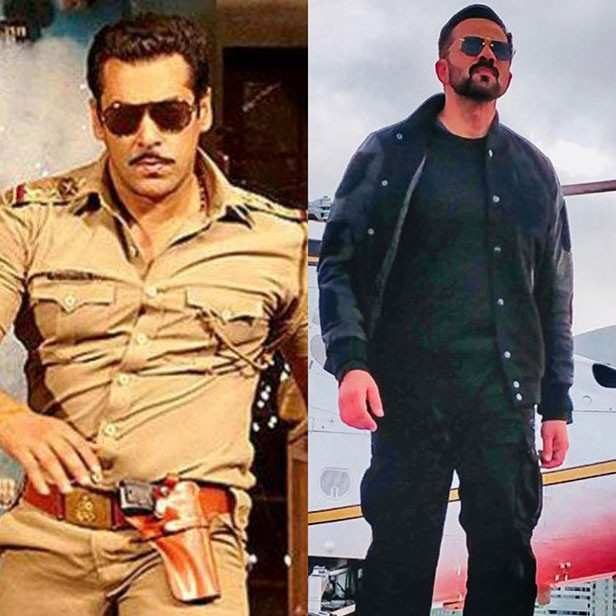 Salman Khan to be a part of Rohit Shetty's cop universe