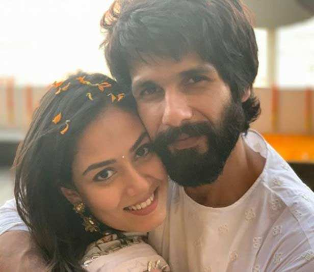 Shahid Kapoor reveals who's a better sexter between him and wife Mira Kapoor