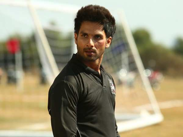 Shahid Kapoor reacts to Kabir Singh being compared to Devdas