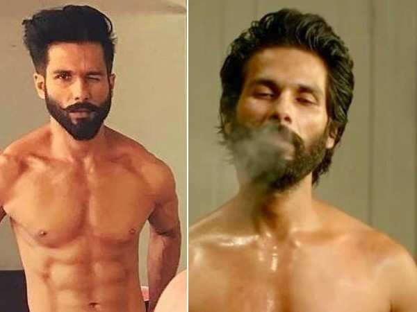 Shahid Kapoor undergoes physical, mental and emotional transformation in Kabir Singh