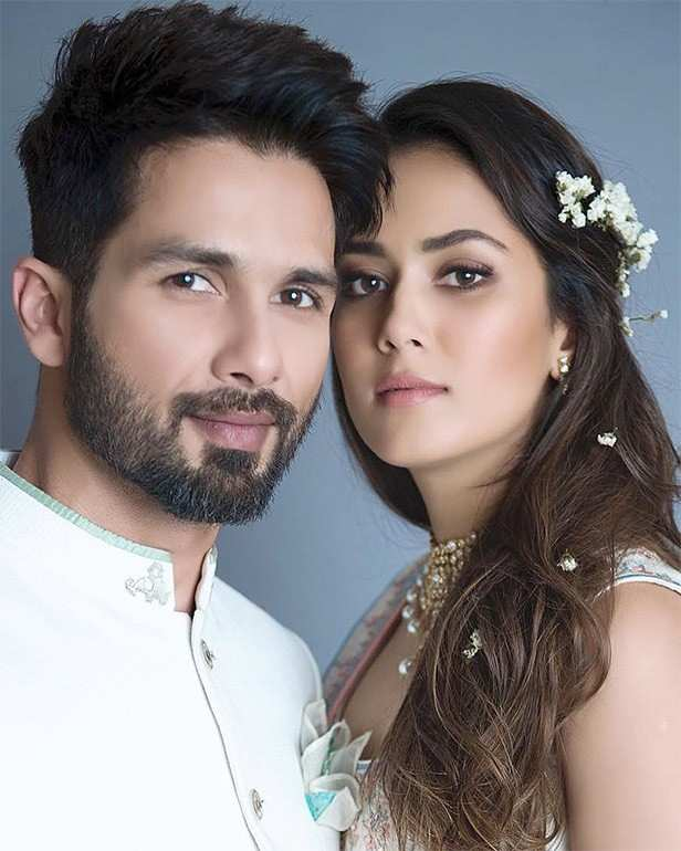 Mira Kapoor Shares Not 10 Years, But 16 Years Challenge For Husband Shahid Kapoor