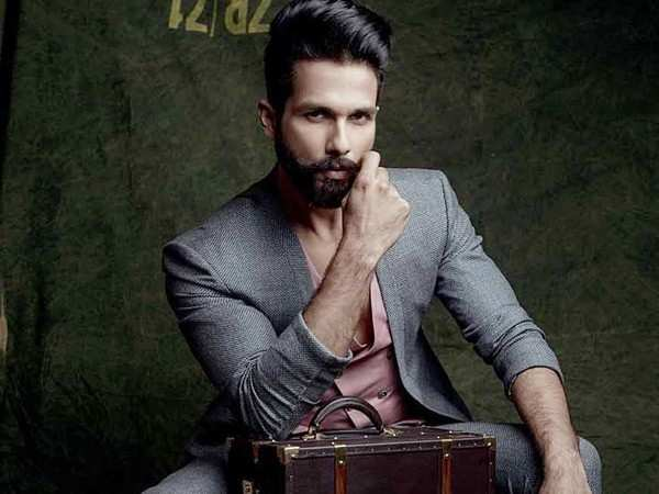 Shahid Kapoor to star in the Hindi remake of Telugu film Jersey?