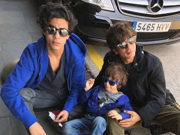 Just in! Aryan Khan to work with Shah Rukh Khan in his debut project