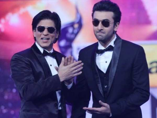 Just in: Shah Rukh Khan and Ranbir Kapoor swap directors