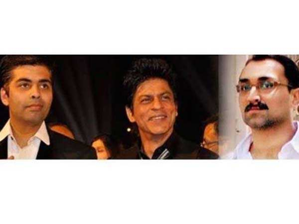 Shah Rukh Khan says Aditya Chopra and Karan Johar fulfilled all his dreams