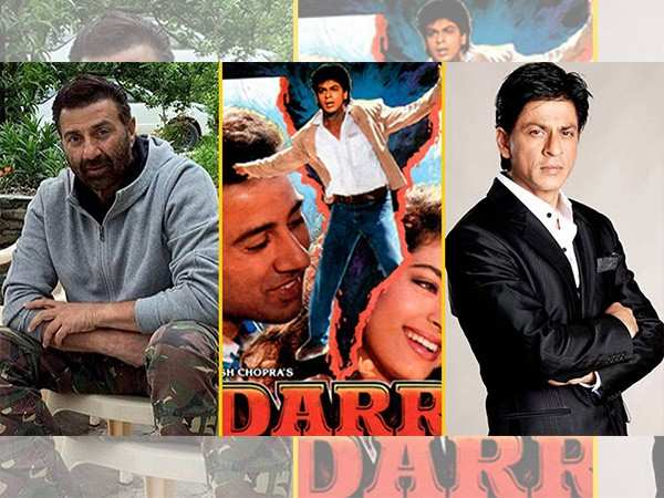 Sunny Deol talks about his fallout with Shah Rukh Khan on the sets of Darr