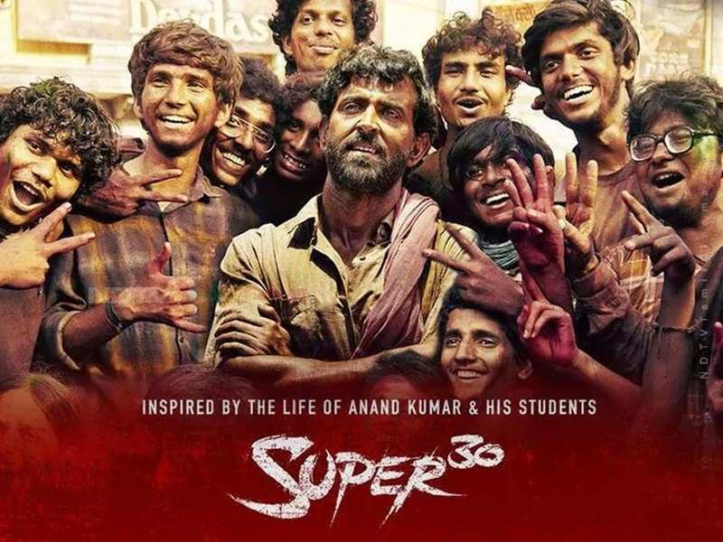 Hrithik Roshan is ready to bring to the audience a special project that he has been working on for a long time now. The actor's upcoming film Super 30 is about mathematician Anand Kumar, who trained 30 underprivileged children every year to crack the entrance examinations of IIT. The trailer spans a little over two and a half minutes and takes you through the journey of Anand's life and how he went about becoming a teacher who influenced thousands of lives over time for the better. Hrithik has tried to keep his Bihari accent on point in the film. Anand Kumar was born in an economically weak household and fought against the struggles that students from underprivileged backgrounds face in stepping up the ladder of success.  Produced by Nadiadwala Grandson Entertainment, Phantom Films & Reliance Entertainment, the film will hit the theatres on July 12 this year. We are super pumped about this one, what about you?