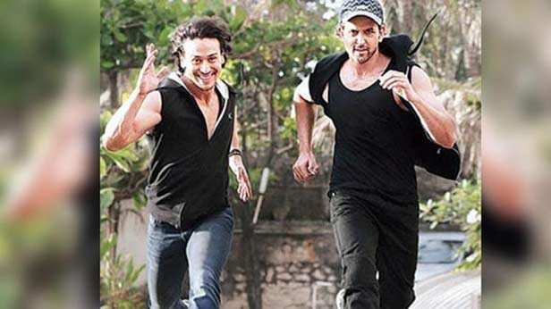 Hrithik Roshan and Tiger Shroff's film titled Fighters