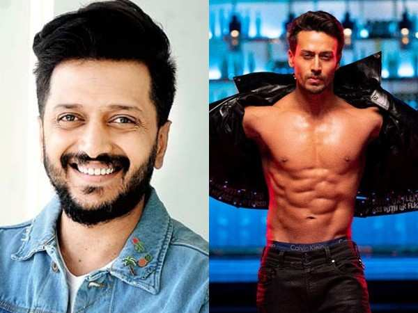 Riteish Deshmukh to play Tiger Shroff's big brother in Baaghi 3