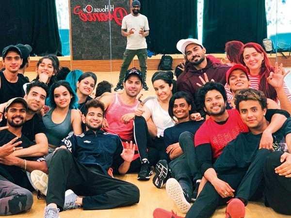 Varun Dhawan starrer Street Dancer to introduce 20 talented dancers