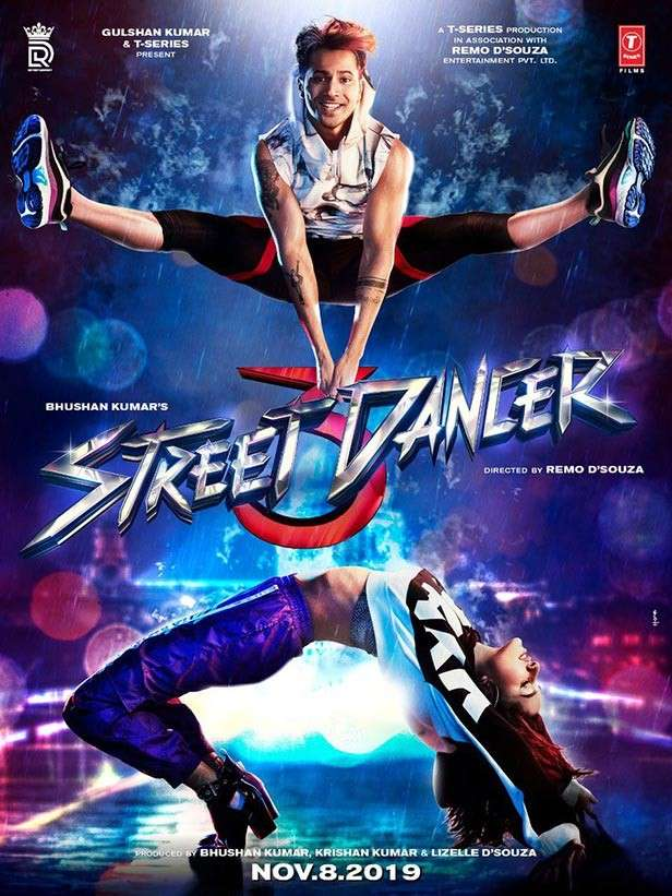 Varun Dhawan will be seen with fresh faces in Street Dancer 3D