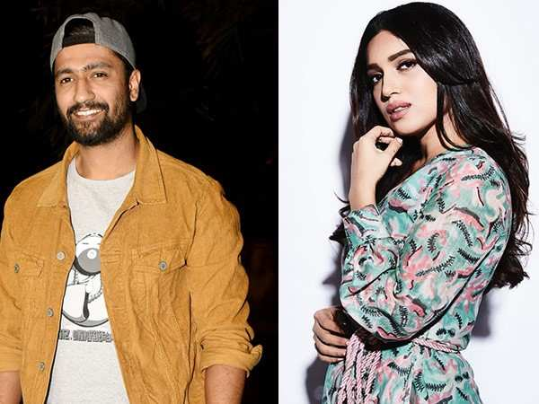 Vicky Kaushal and Bhumi Pednekar's horror movie to be set in the sea?