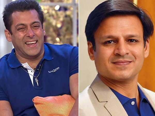 """Vivek Oberoi deletes tweet on PM of """"Bharat"""" because of Salman Khan's emoji"""