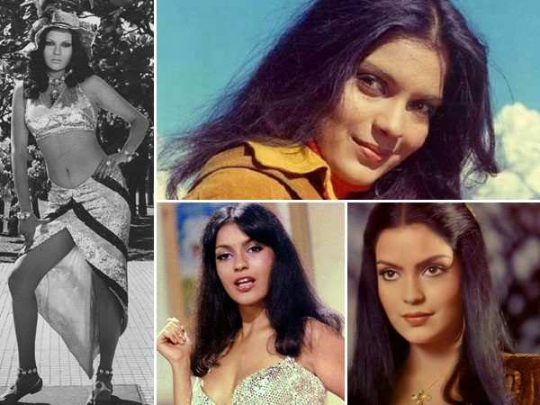 Pictures of yesteryear star Zeenat Aman that will take you down memory lane