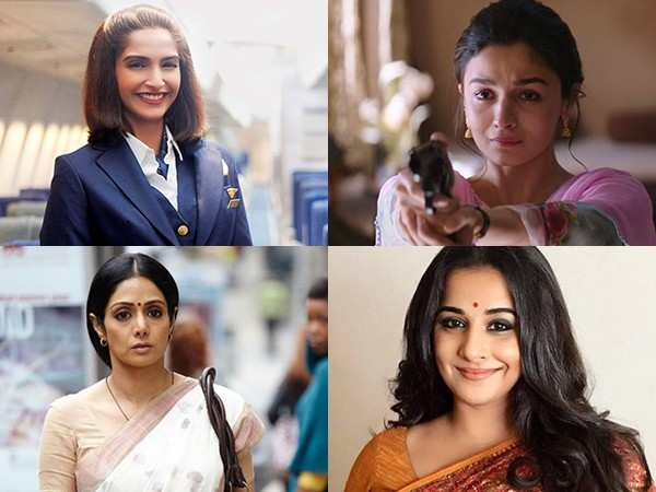 5 Inspirational Female Characters From Bollywood Movie