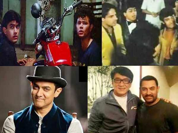 Birthday special: Presenting lesser known facts about b'day boy Aamir Khan