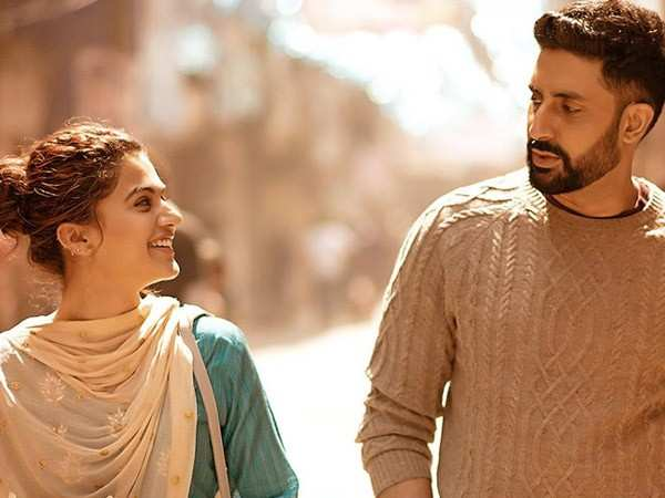 Abhishek Bachchan and Taapsee Pannu to star in Sanjay Leela Bhansali's next