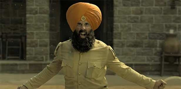 Ajj Singh Garjega - Kesari