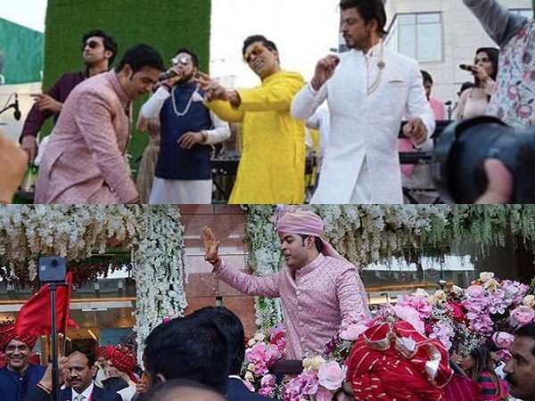Inside access: All the videos from the Ambani wedding ceremony