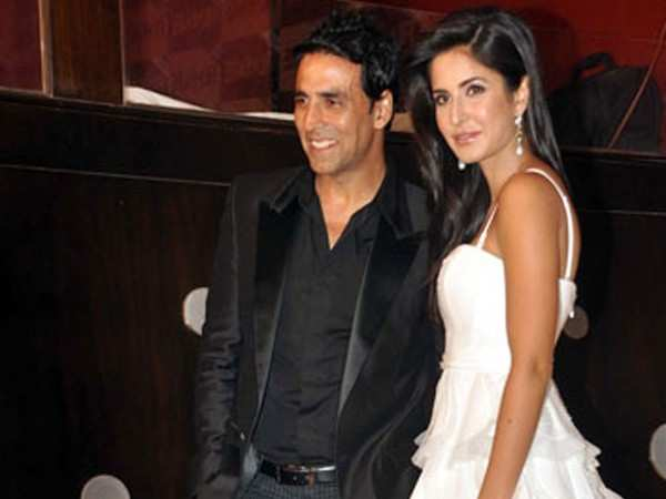 Akshay Kumar keen on working with Katrina Kaif in his next project