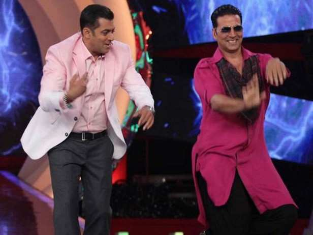 Akshay and Salman