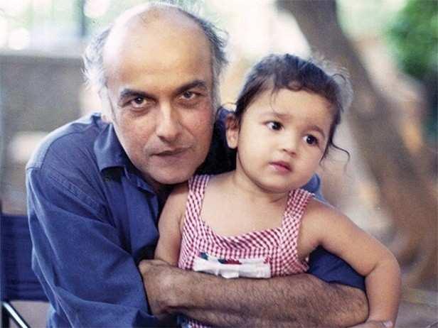 Alia Bhatt, Mahesh Bhatt, Filmfare