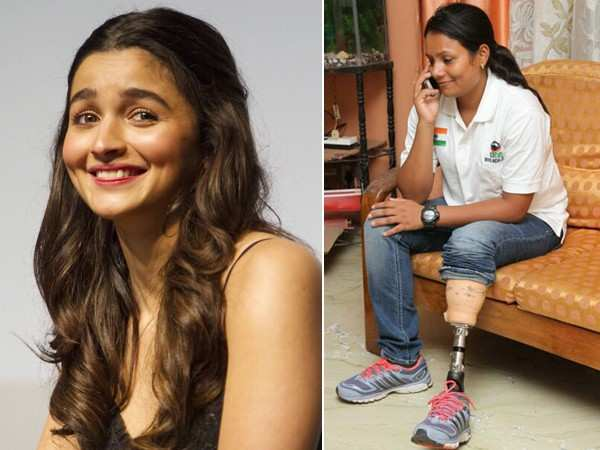 Alia Bhatt plays first female amputee to scale Mount Everest in her next
